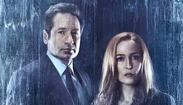 Mulder e Scully nella stagione undici di X-Files
