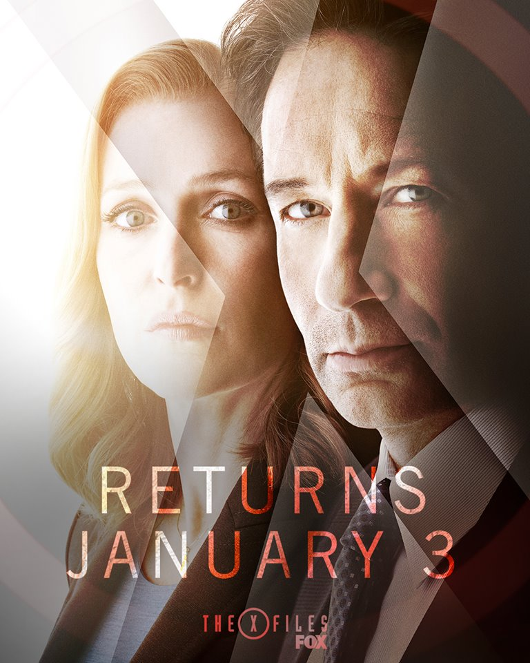X-Files 11 - Poster promozionale