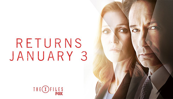 X-Files 11 - La nuova stagione torna in tv a Gennaio