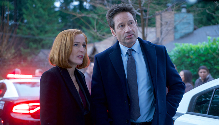 Familiar - A lezione di X-Files
