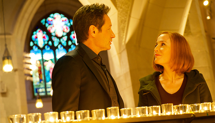 Mulder e Scully aprono i loro cuori in ''Nothing Lasts Forever''