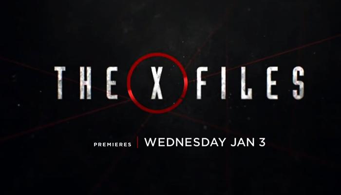 X-Files TV Promo