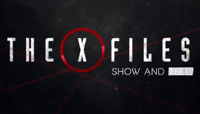 Show & Not Tell: Gillian Anderson | Season 11 | THE X-FILES