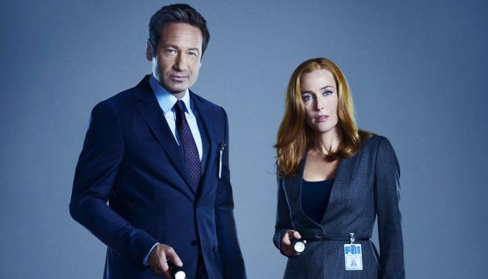 Mulder e Scully nella nuova stagione di X-Files