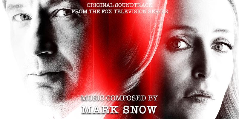 In arrivo la colonna sonora dell'undicesima stagione di X-Files
