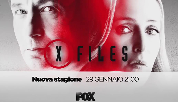 X-Files 11 - Il traileri in italiano