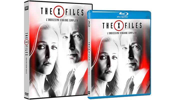 Cofanetto X-Files 11 - La recensione