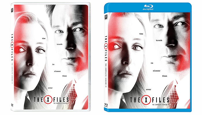 La stagione 11 di X-Files in DVD e Blu-Ray dal 22 Agosto in Italia