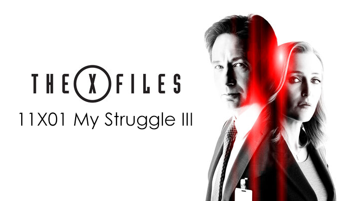 X-Files 11 - Episodio 11X01 My Struggle III - Comunicato Stampa