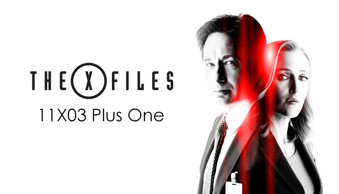X-Files 11 - Episodio 11X03 Plus One - Comunicato Stampa