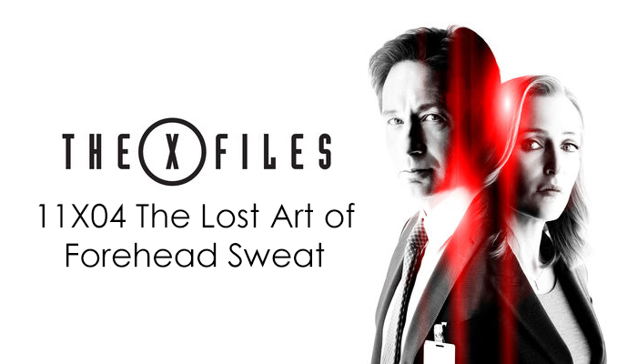 X-Files 11 - Episodio 11X04 The Lost Art Of Forehead Sweat- Comunicato Stampa e Foto