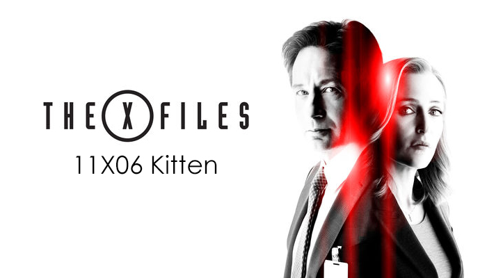 X-Files 11 - Episodio 11X06 Kitten - Comunicato Stampa e Foto