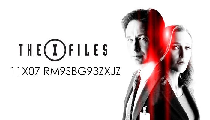 X-Files 11 - Episodio 11X07 RM9SBG93ZXJZ - Comunicato stampa e foto