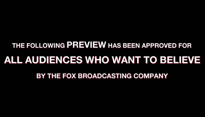 X-Files 11 - Il trailer di metà stagione