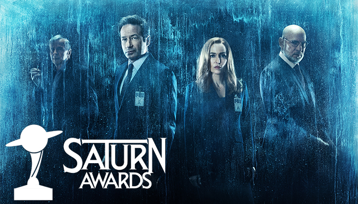 X-Files 11 nominato ai Saturn Awards