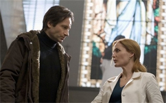 David Duchovny e Gillian Anderson in I Want to Believe