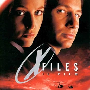 Compra il DVD di X-Files Il Film