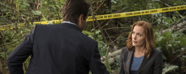 #10X03 Mulder and Scully Meet the Were-Monster - La lucertola mannara